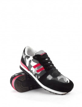 510e58c05d94 DOUBLE RED B W sneakers ...