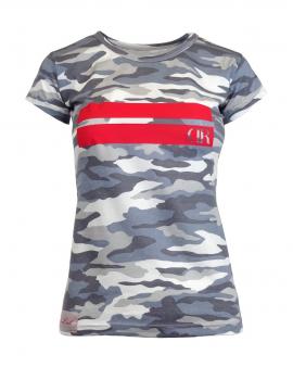 Tričko CamoDressCode Stripe