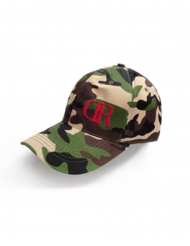 Limited Camo Cap Green