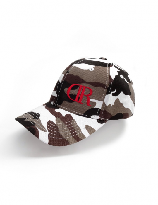 Limited Camo Cap Brown