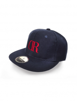 Limited Blue Cap Red logo