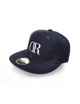 Limited Blue Cap White logo