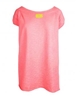 Limited DR W Flowy T-shirt Pink