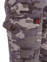 Limited DR M Camodresscode Pants Grey/Brown