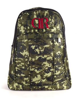Backpack Green Digital CAMO