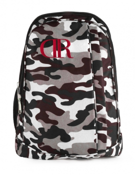 Backpack Black&White CAMO