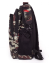 DR Backpack Red Wolf