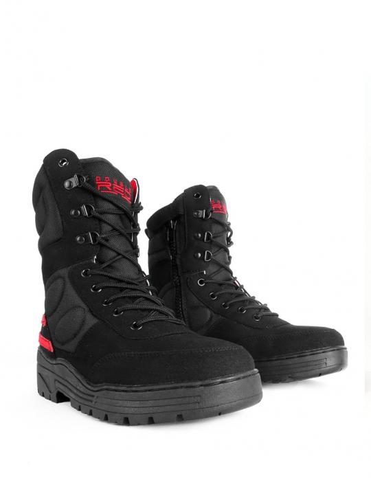 Boots Original Black Red Desert - Great Ride 6477b6ecce