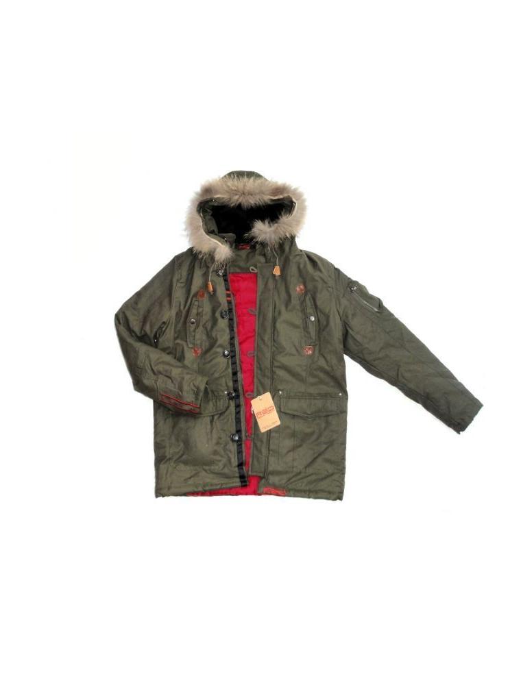 Pánsky zelený zimný kabát · Pánsky zelený zimný kabát ... f5be1f877ee