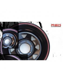 Oceľové disky 16x8 6x139,7 ET-25 Nissan, Toyota, Mitsubishi, Opel, Isuzu