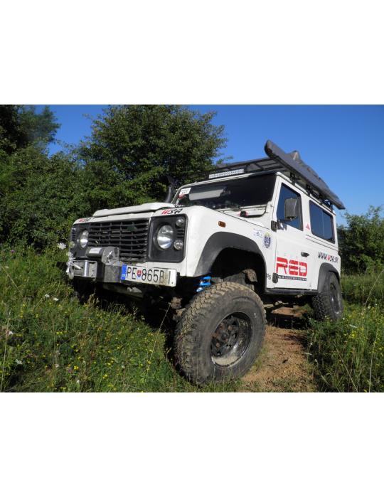 Oceľové disky 16x7 5x165,1 ET-25 Land Rover