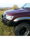 Predný pevnostný nárazník Nissan Patrol Y61 (bez rámu)