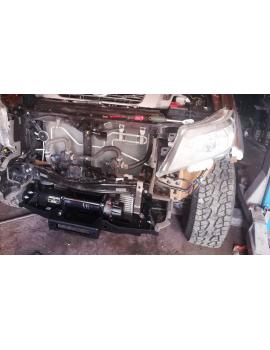 Montážna platňa Nissan Navara D23