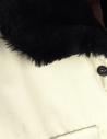 Letecká bunda s kožušinou
