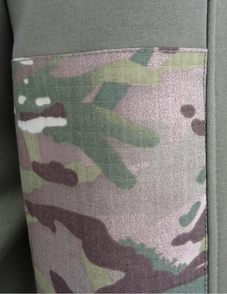 1800f0adf61e ... Zelená mikina SOLDIER  Zelená mikina SOLDIER