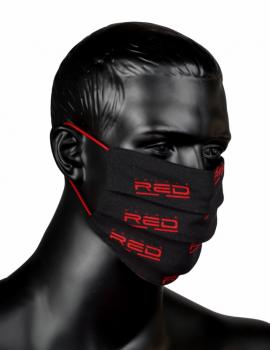 REDLIVE RESCUER Full Logo Black
