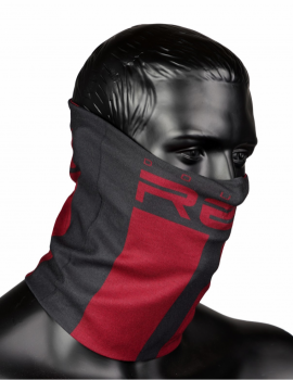 RED SQUAD Snood Black