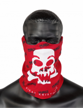 PIRAT Snood Red