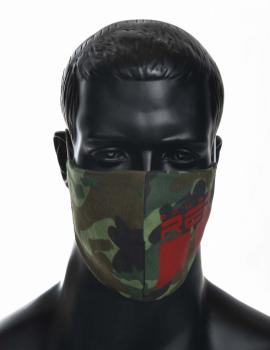 REDLIVE RESCUER Army Trademark Logo Red