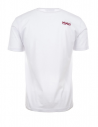 Biele tričko Nautical