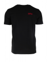 Čierne tričko SKULL