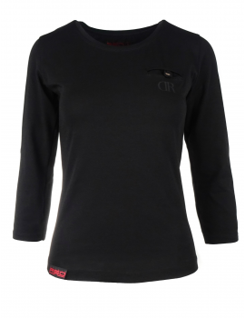 Čierne tričko RedDressCode