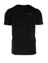 Čierne tričko Nautical