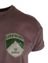 Sivé tričko Expedition Spirit