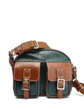 Kožená cestovná taška